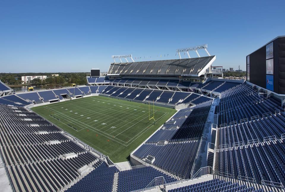 Camping World Stadium Lands ACC Championship Game