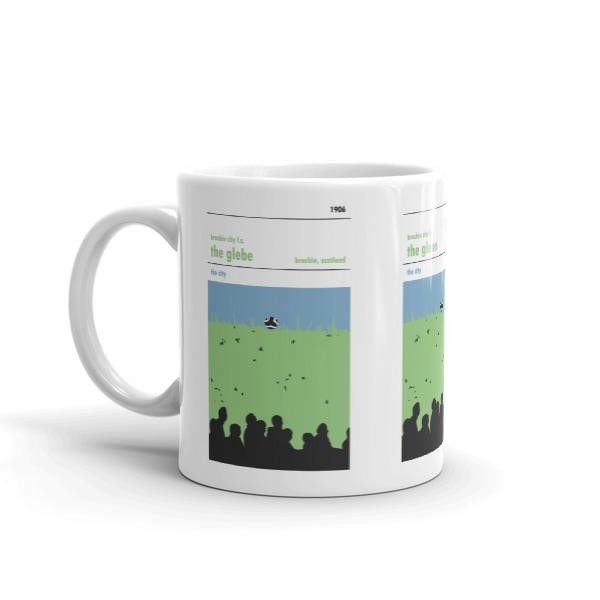 A coffee mug of Brechin City FC