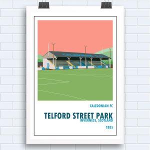 Caledonian, Telford Street Park