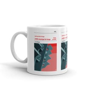 A coffee mug of Sporting Club Braga