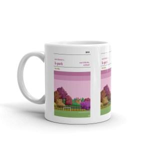 Coffee mug of East Kilbride