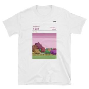A white t shirt of East Kilbride FC