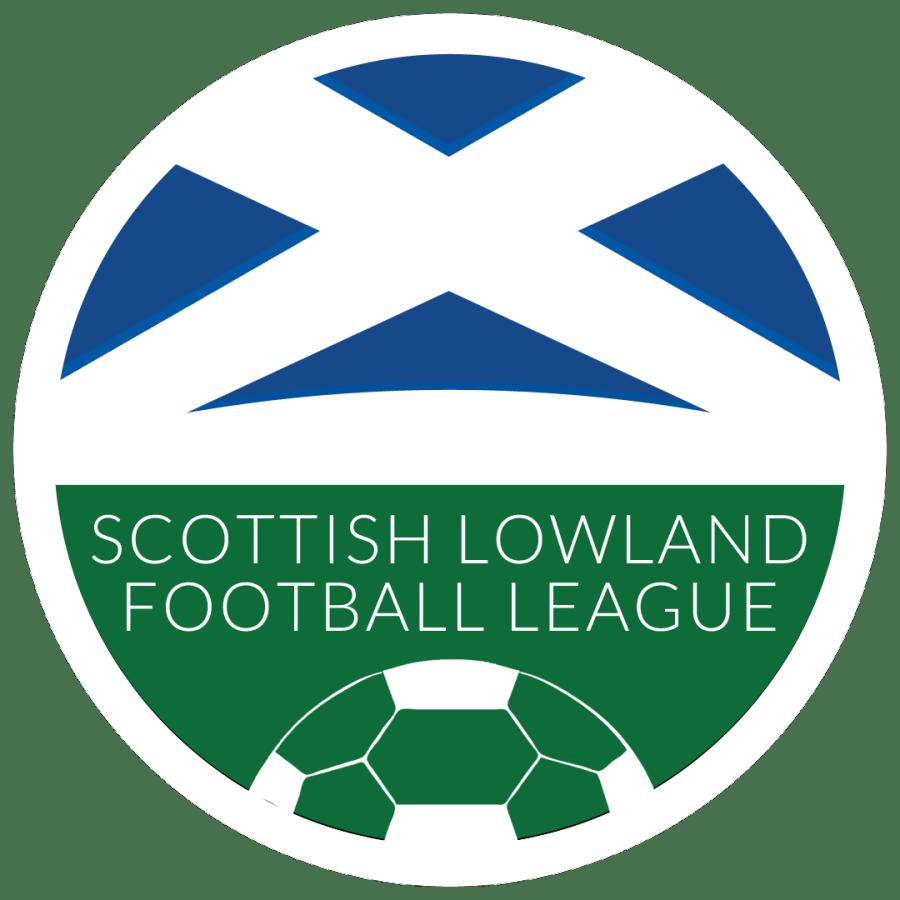 Scottish Lowland Football League Logo. The affordable League