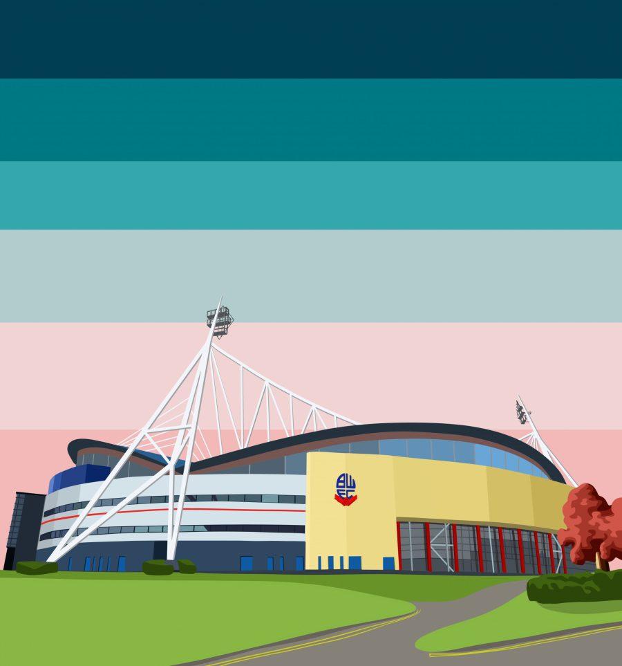 Bolton Wanderers Merchandise design