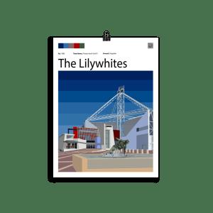 Limited Edition Preston North End FC print