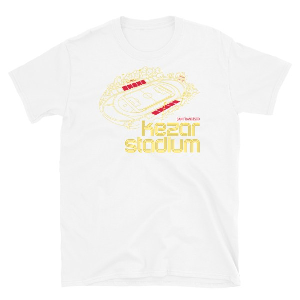 Kezar Stadium and San Francisco City FC T-Shirt