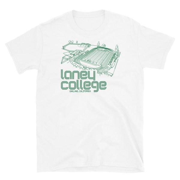 Laney Community College Football T-Shirt