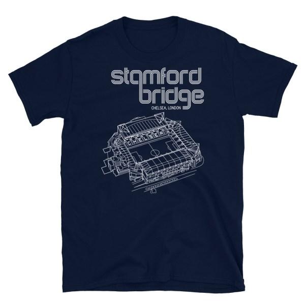 Stamford Bridge and Chelsea T-Shirt