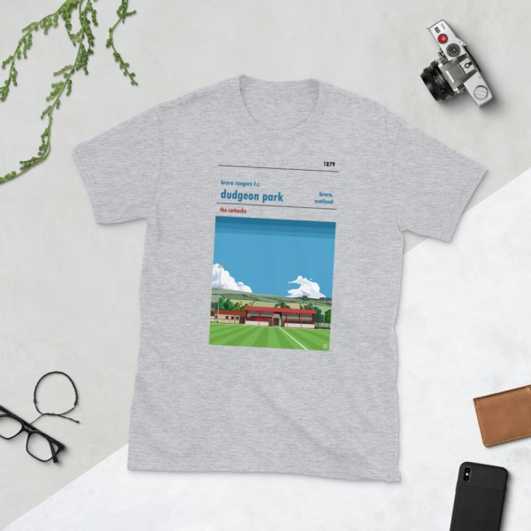 Gray Dudgeon Park and Brora Rangers T-Shirt