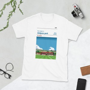 White Dudgeon Park and Brora Rangers T-Shirt