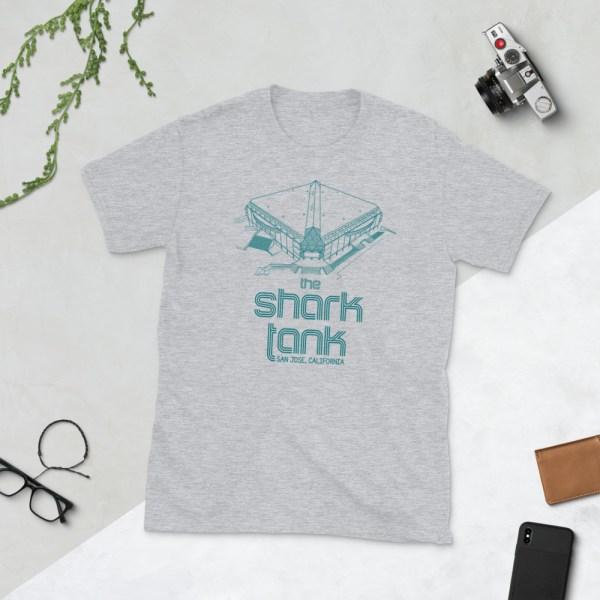 Gray Shark Tank T-Shirt