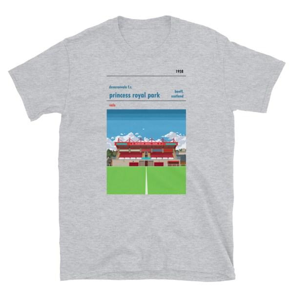 Deveronvale and Princess Royal Park T-Shirt