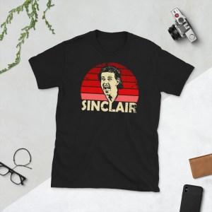Black Christine Sinclair T-Shirt