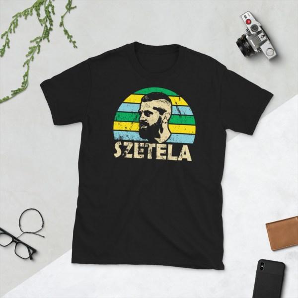 Black Danny Szetela T-Shirt