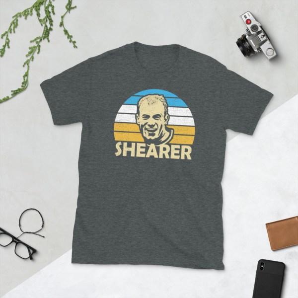 Heather Alan Shearer T-Shirt