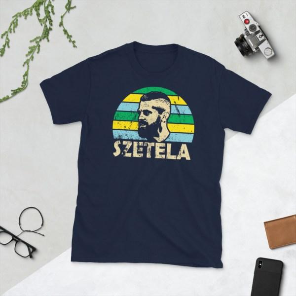 Navy Danny Szetela T-Shirt
