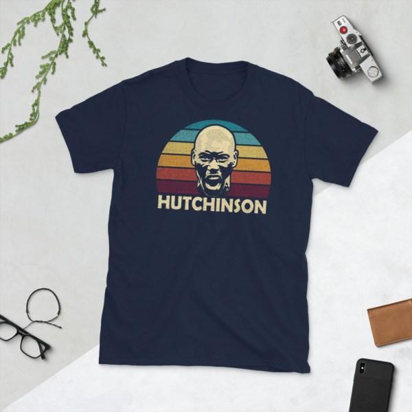 Navy Atiba Hutchinson T-Shirt