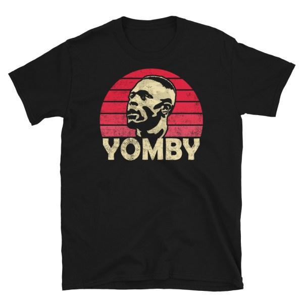 William Yomby Richmond Kickers T-Shirt