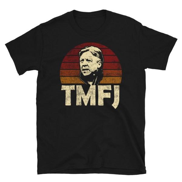Trevor James TMFJ Detroit City T-Shirt