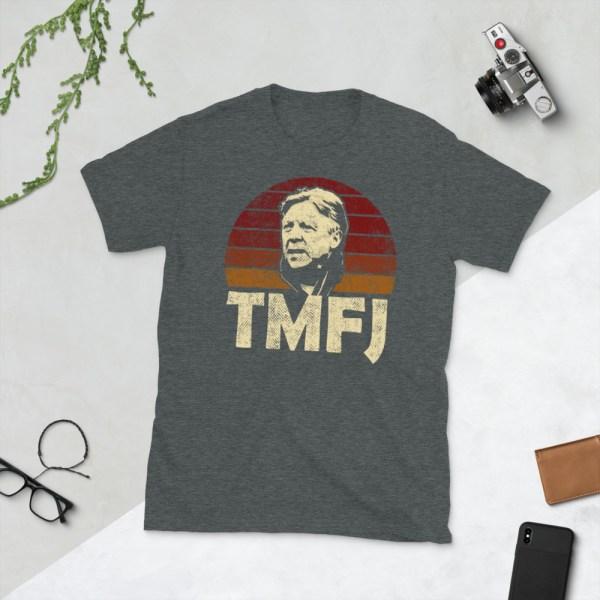 Heather Trevor James TMFJ Detroit City T-Shirt