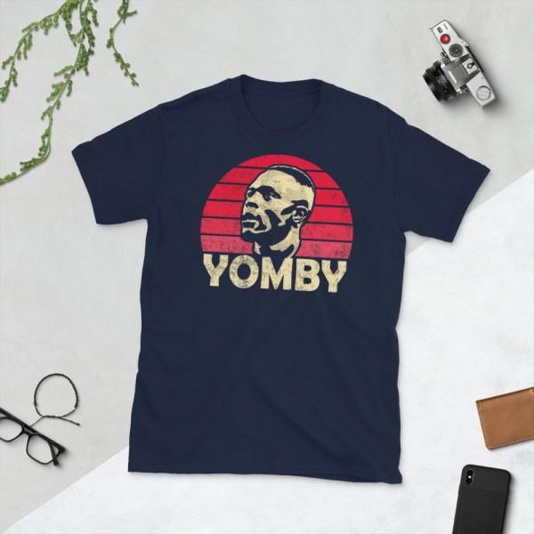 Navy William Yomby Richmond Kickers T-Shirt