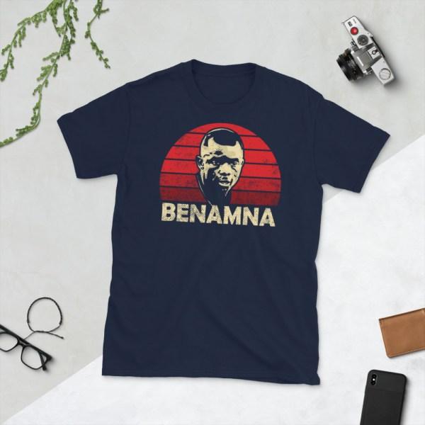 Navy Donald BEnamna and Little Rock Rangers T-Shirt