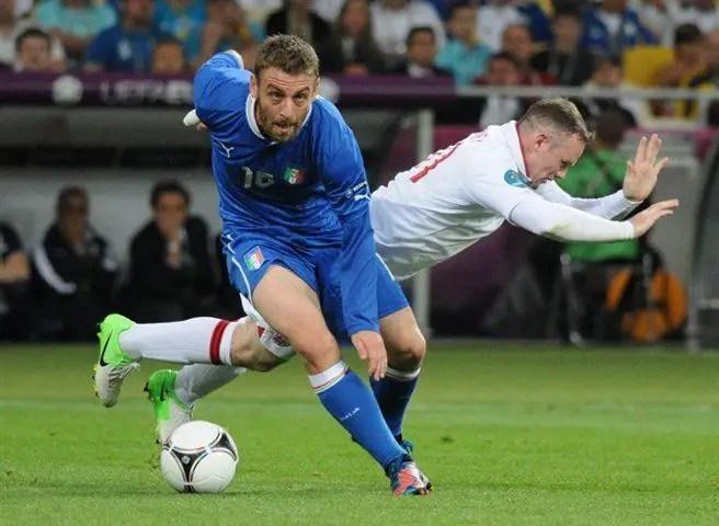 Daniele De Rossi - Euro 2012 vs England