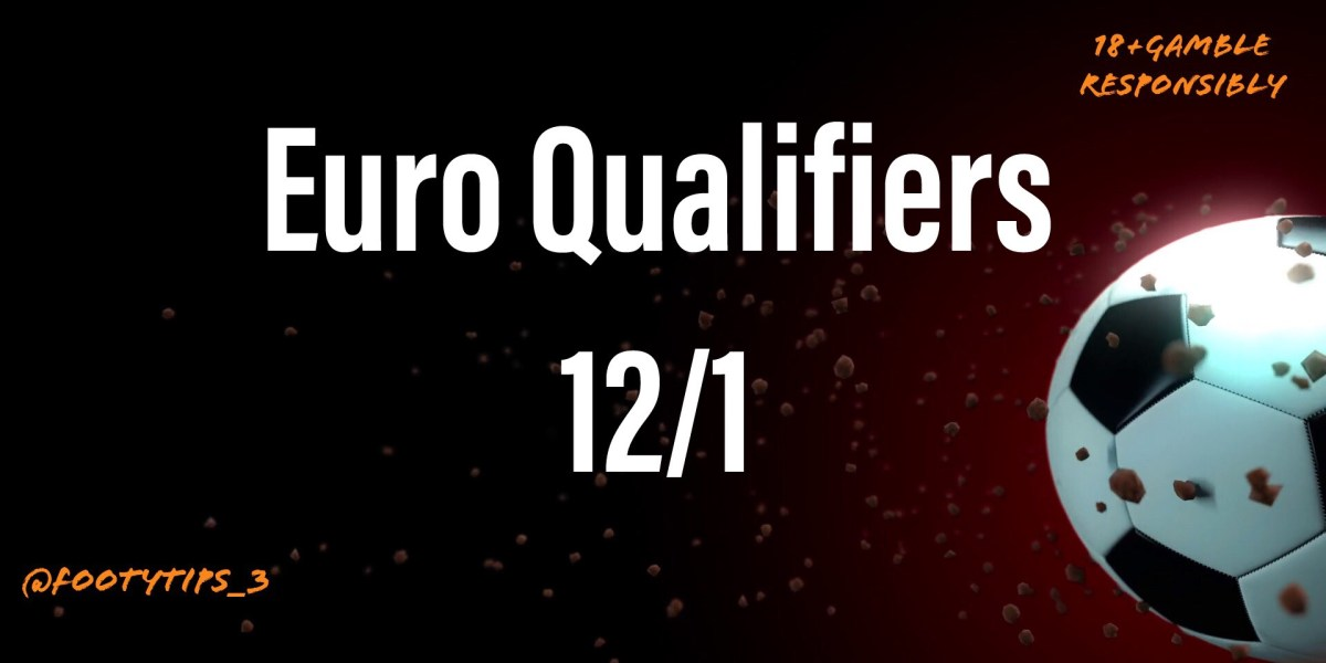 Football tip for Euro Qualifiers for Thursday 8th October with odds coming in at 12/1.