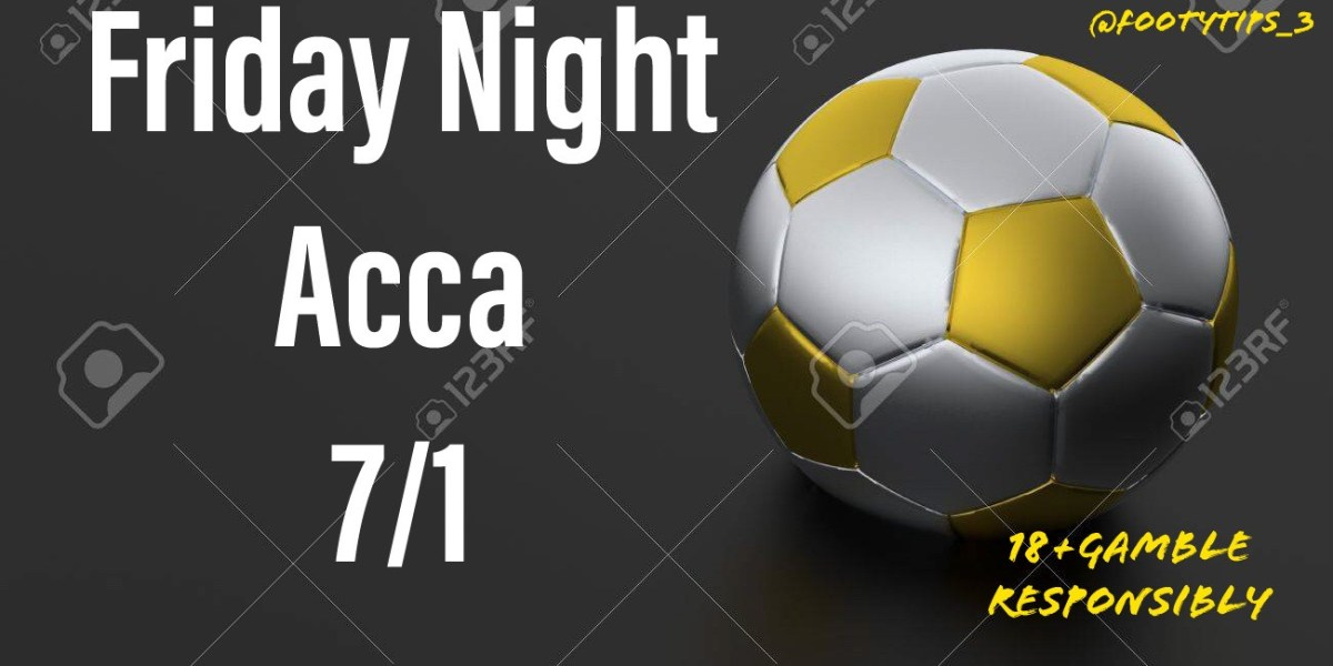 Friday night football tip for Friday 22nd January with odds coming in at 7/1.