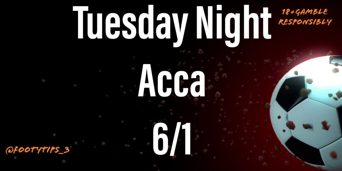 Football Tip for Tuesday 2nd February with odds coming in at 6/1.
