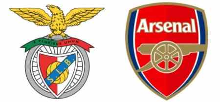 benfica vs arsenal prediction odds betting tips