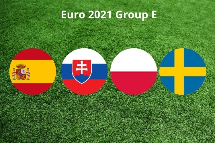 Euro 2021 Group E predictions and odds