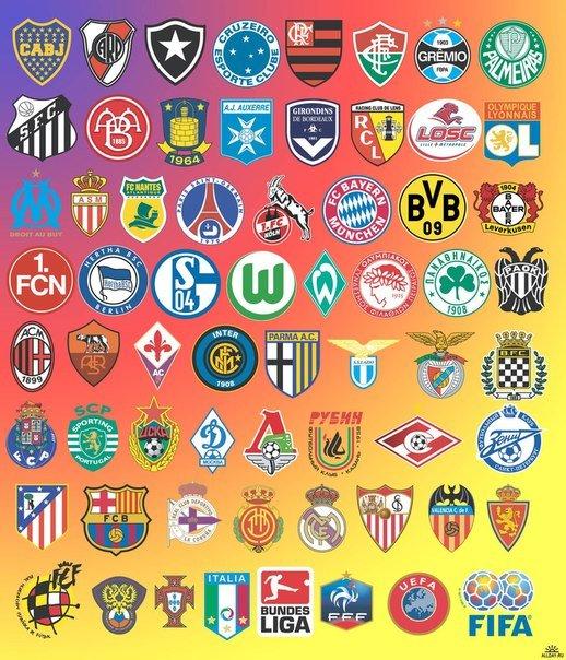 Самые популярные английские футбольные клубы