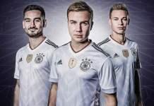 Состав сборной Германии по футболу