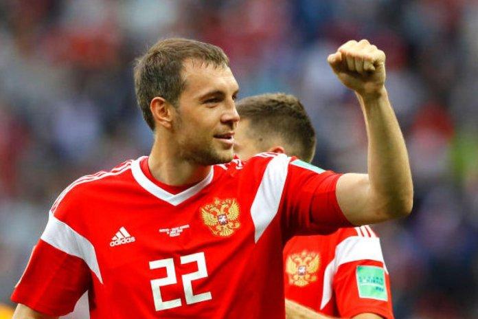Топ игрок сборной России