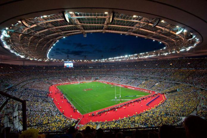 Самый крупный стадион Франции