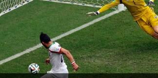Лучшие нападающие в футболе во всем мире