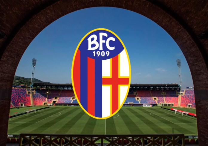 Лого клуба Болонья из Италии