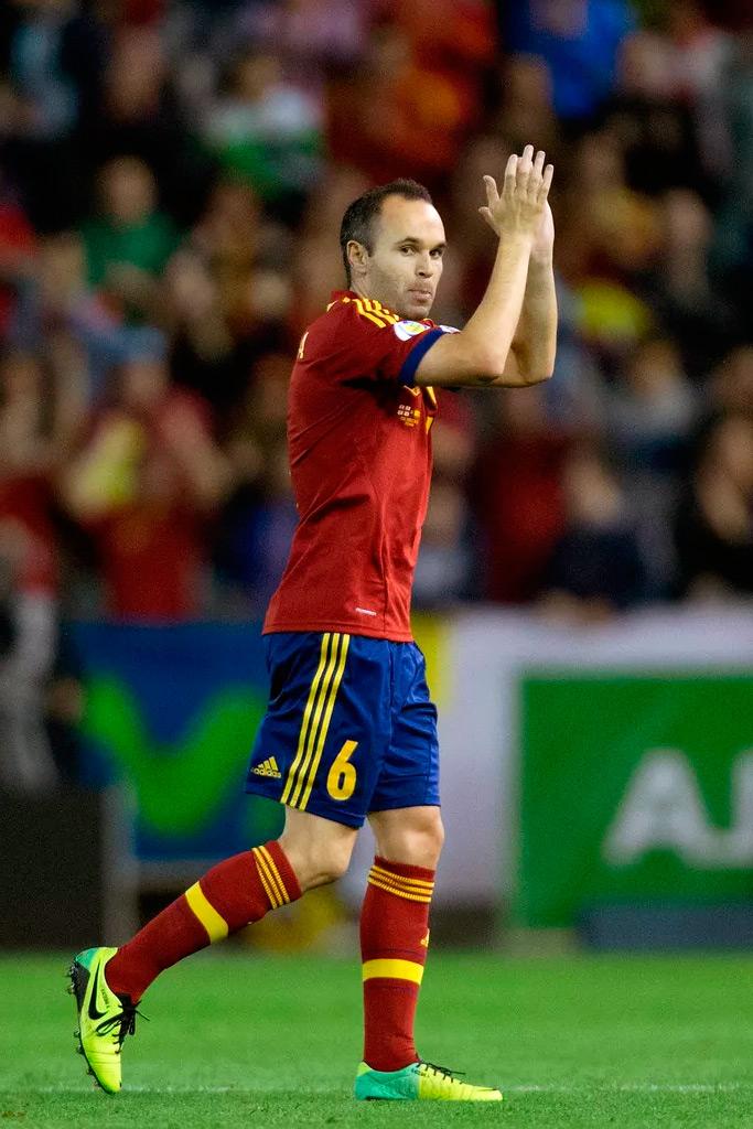 10 самых лучших футболистов испании