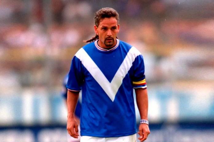 Роберто Баджо - фото футболиста