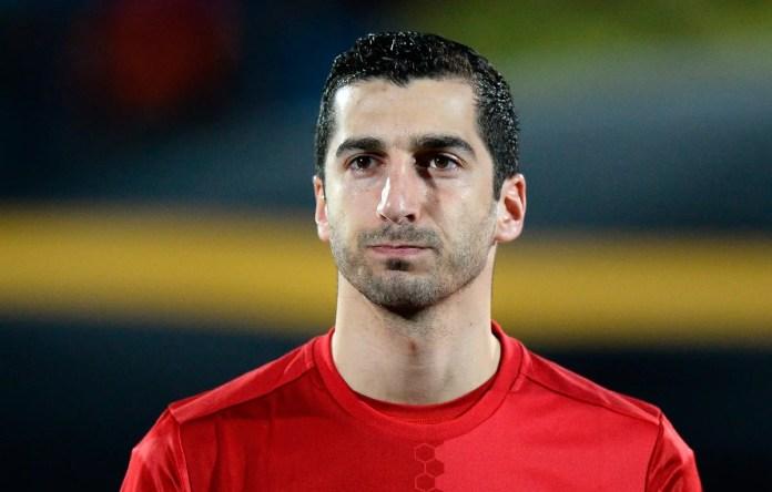 Лучший армянский футболист - Генрих Мхитарян