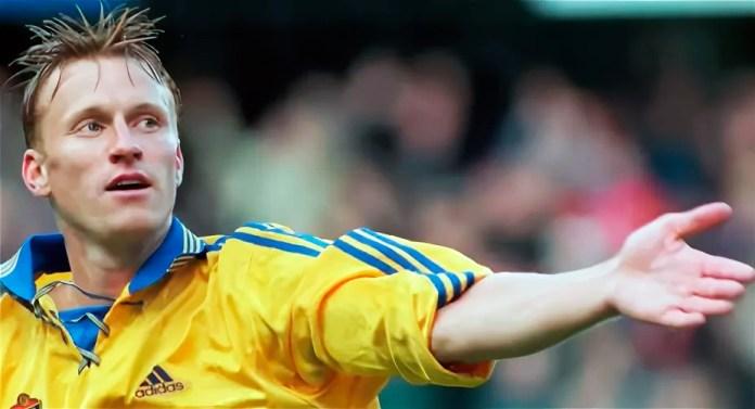 Кеннет Андерсон - игрок сборной Швеции