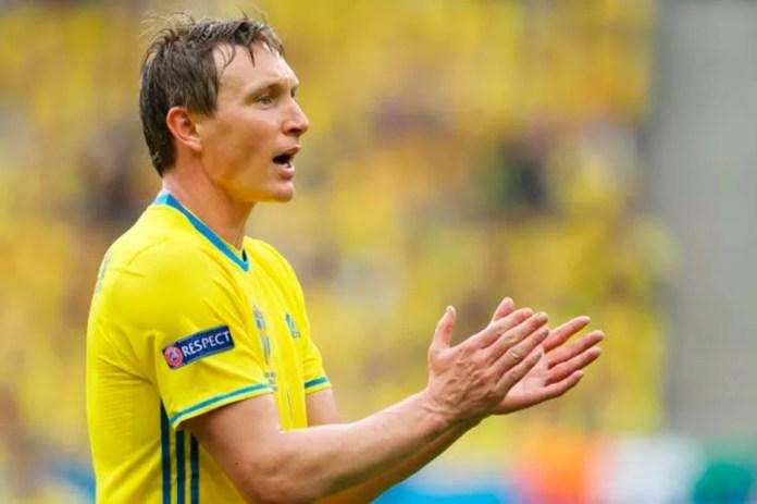Ким Чельстрем фото футболиста Швеции