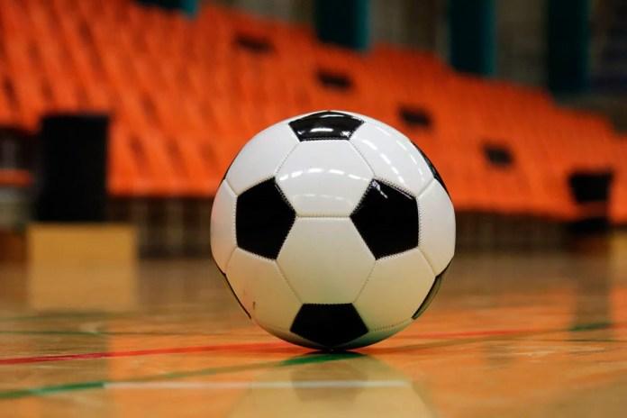 Мяч для игры на паркете и в зале