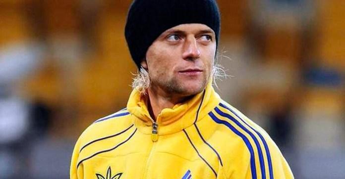 Анатолий Тимощук фото футболиста