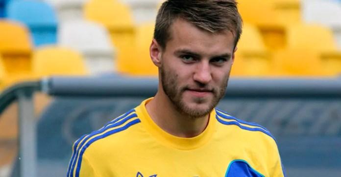 Андрей Ярмоленко фото футболиста