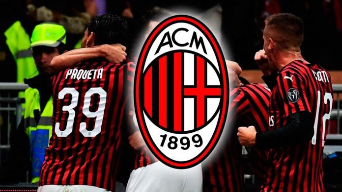 Милан футбольный клуб