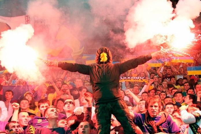 Субкультура ультрас в футболе