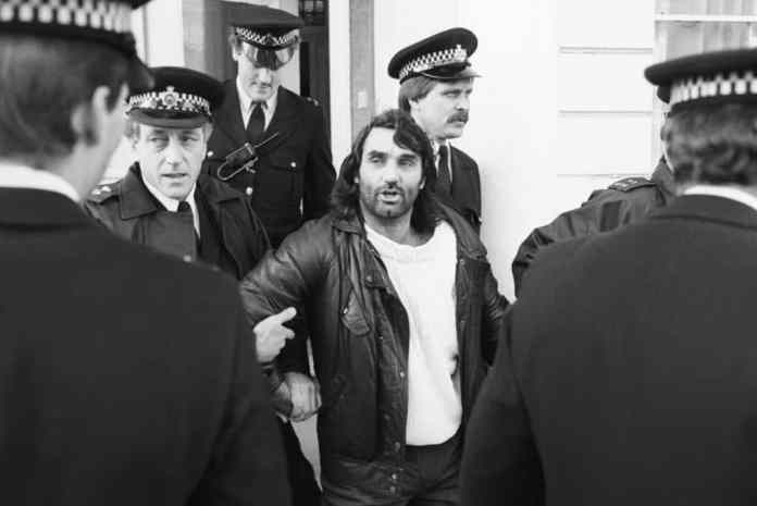 Джордж Бест в тюрьме