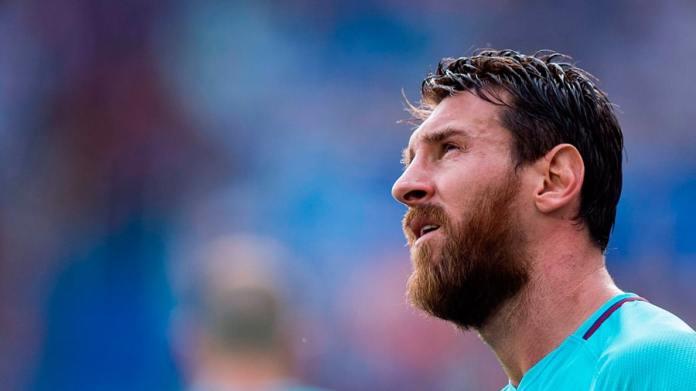 Бородатый Месси
